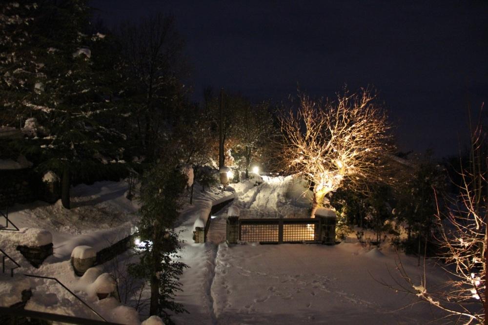 neve notte in alta irpinia (2 notti dopo)