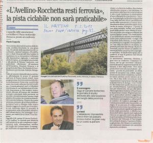 2013 02 05 Il Mattino primo piano irpinia pag 32
