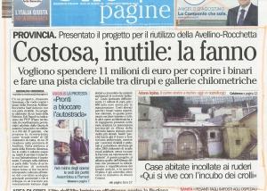 2013 02 06 Ottopagine prima pagina