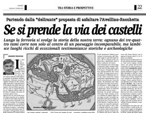 Castelli e Ferrovie _di Gerardo Troncone