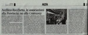 CORRIERE IRPINIA 5 2 2013 Michele Miele