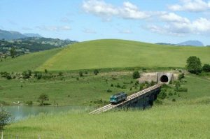 il treno verde