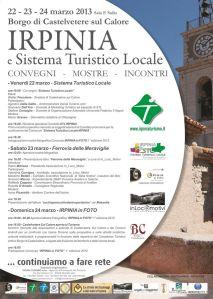 BORGO Castelvetere sul Calore marzo 2013