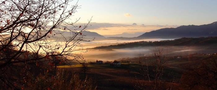 Alta Irpinia paesaggio foto angelo verderosa