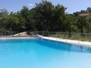 Nuova piscina comunale a Teora
