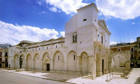 Barletta, basilica del santo Sepolcro