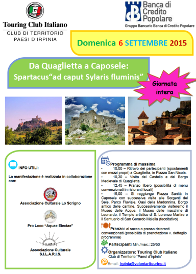 2015 09 07 Caposele Quaglietta