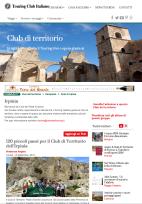 Irpinia sul portale del Touring Club Italiano