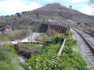 Ferrovia IRPINIA ponte atripalda