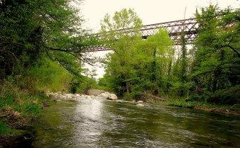 Ferrovia IRPINIA ponte principe