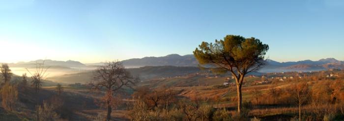 paesaggio alta irpinia foto angelo verderosa