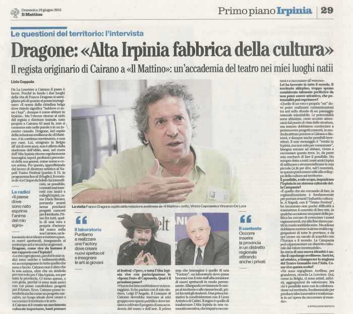 Dragone Irpinia 7x Il Mattino 18 6 2016.jpg