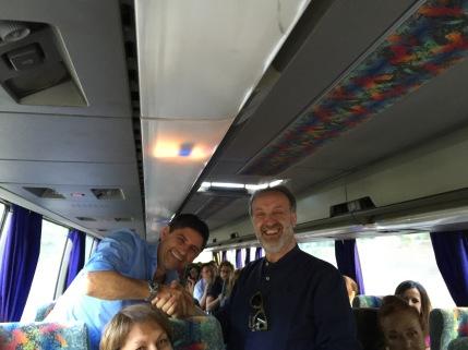 -NTFI Irpinia piccoli paesi a napoli in bus 1