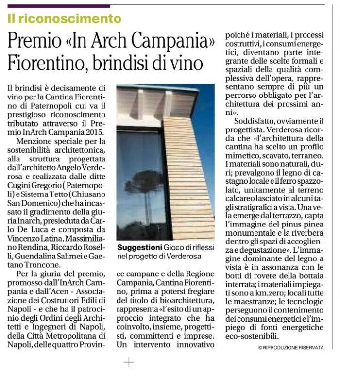 2016 11 25 IL MATTINO _ cantina fiorentino progetto verderosa.JPG