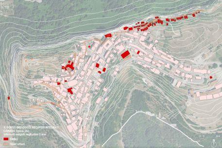 2 Planimetria Borgo Biologico