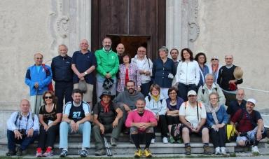 2012 il 1° cammino di guglielmo 8 7 2012