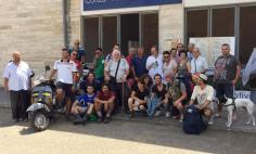 2017 08 05 dedicazione agostino della gatta sala a cairano _ ricordo i condivisi