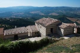 3 Comparto Castello, vista dei lavori quasi ultimati