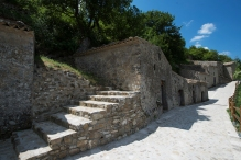 4 Grotte cantine, strada del vino