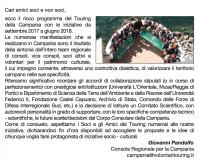 CdT Paesi d'Irpinia Campania saluti di Pandolfo