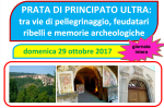 CdT Paesi d'Irpinia – Prata di Principato Ultra – domenica 29 ottobre2017