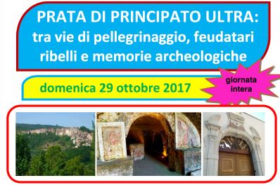 CdT Paesi d'Irpinia - Prata di Principato Ultra - domenica 29 ottobre 2017