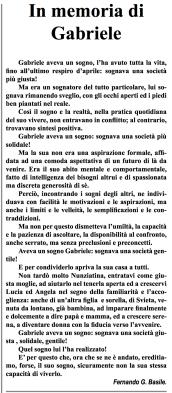 Il Seminario _ periodico _ 2007 _ Gabriele Giorgio 2