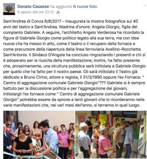 in ricordo di Gabriele Giorgio 35 _ foto donato cassese