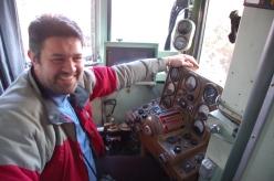 z AGOSTINO capotreno dell'Irpinia che riparte verderosa 11.12.2010