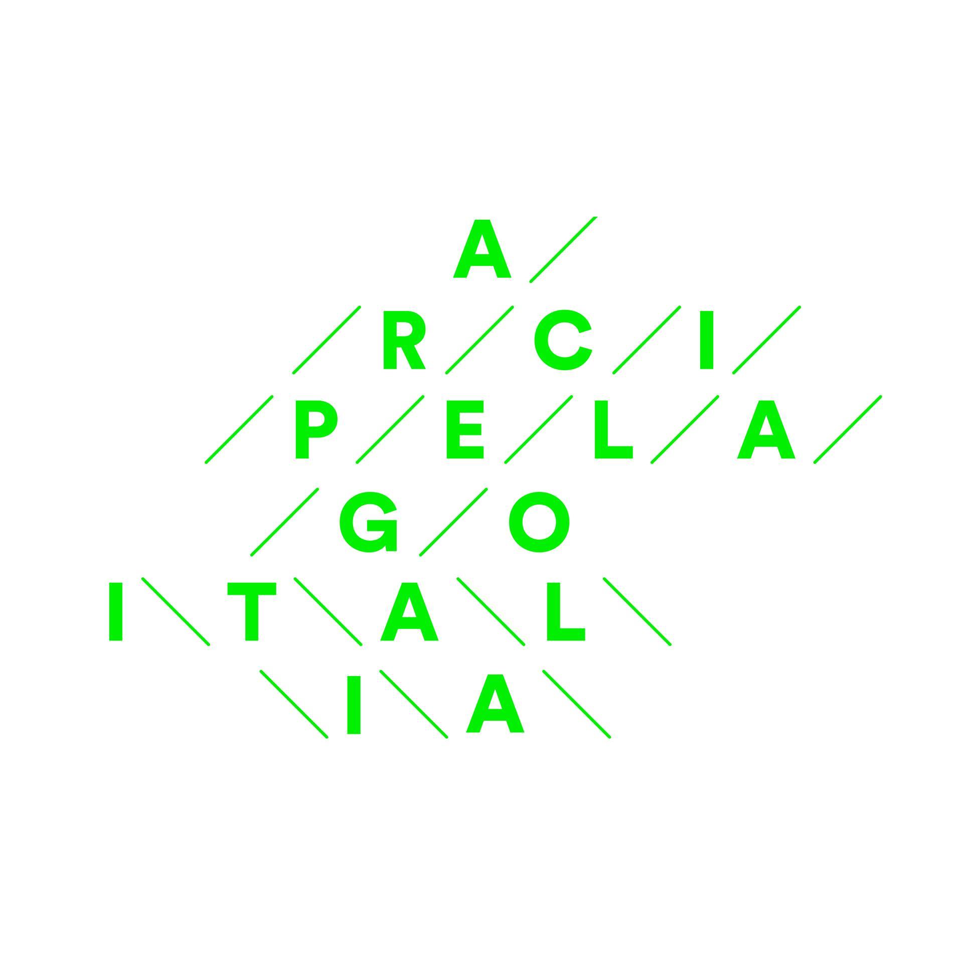 logo arcipelago italia biennale di venezia 2018