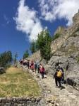 2017 Cammino di Guglielmo _ foto angeloverderosa