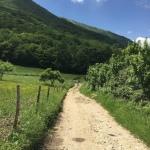 2018 Cammino di Guglielmo _ paesaggio montano _ foto angeloverderosa